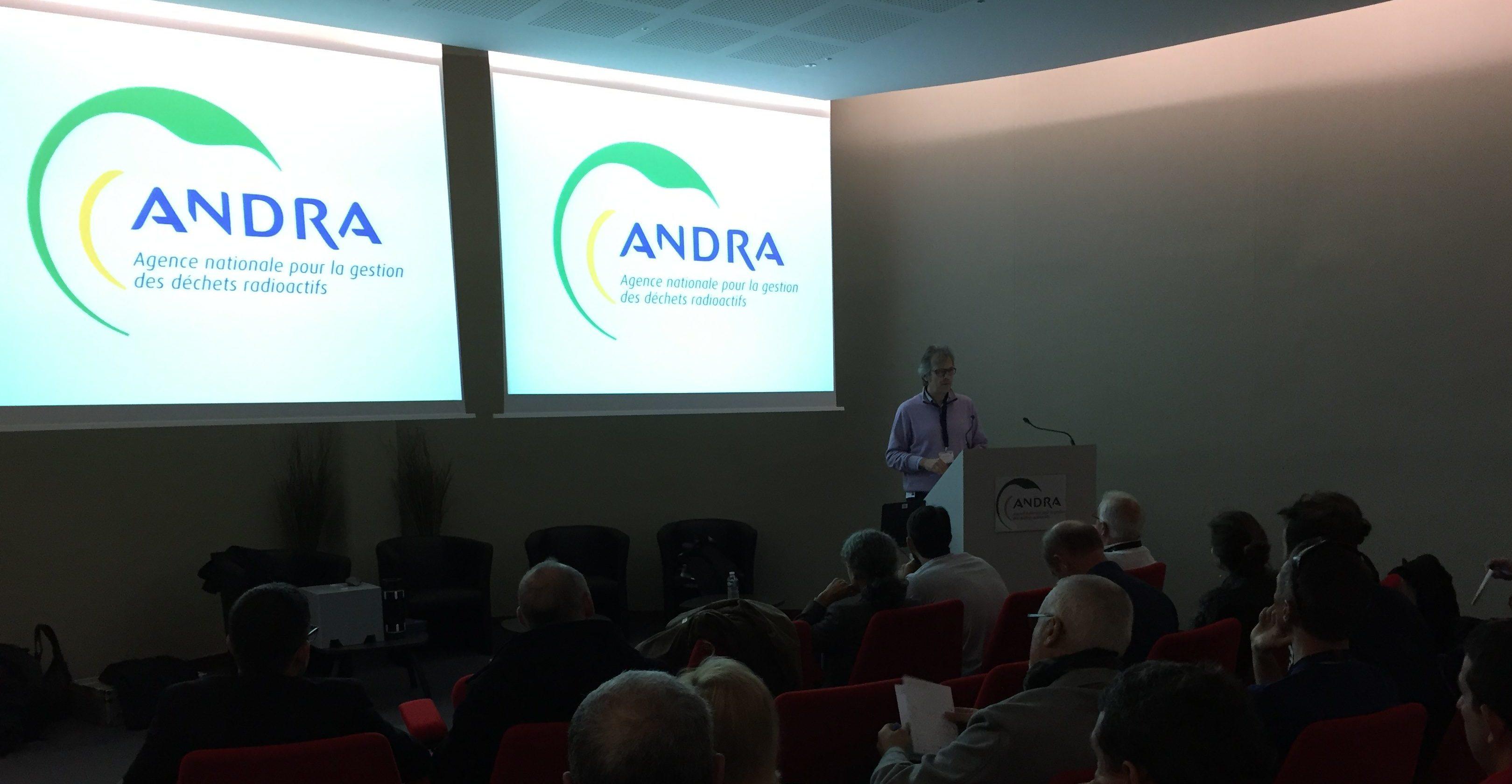 conférence journée d'inspiration ANDRA